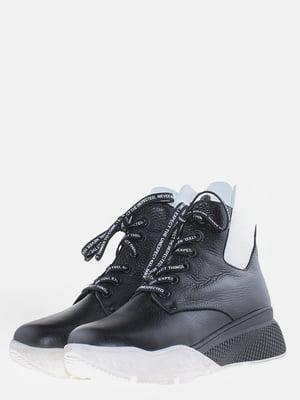 Ботинки черные | 5612497