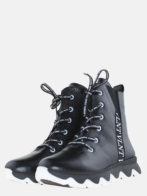 Ботинки черные   5612498