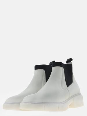 Ботинки бежевые   5612502