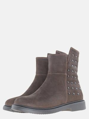 Ботинки коричневые   5612508