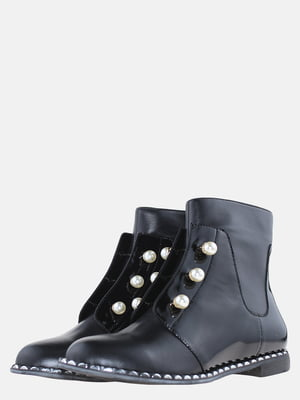 Черевики чорні | 5612509