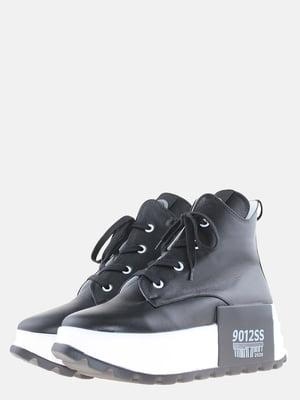 Ботинки черные   5612510
