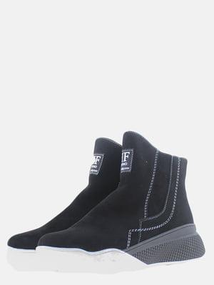 Ботинки черные   5612526