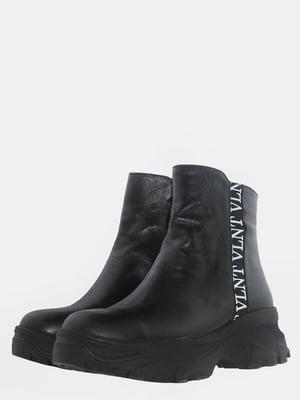 Ботинки черные | 5612532