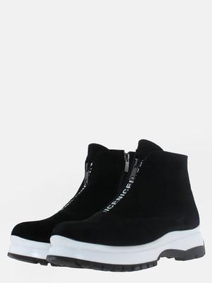 Ботинки черные | 5612533