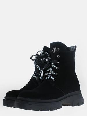 Ботинки черные | 5612536