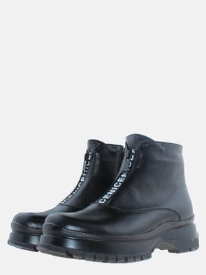 Ботинки черные | 5612539