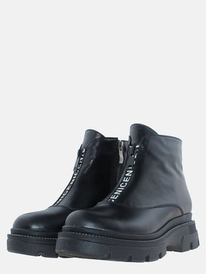 Ботинки черные | 5612540