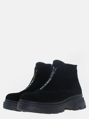 Ботинки черные | 5612541