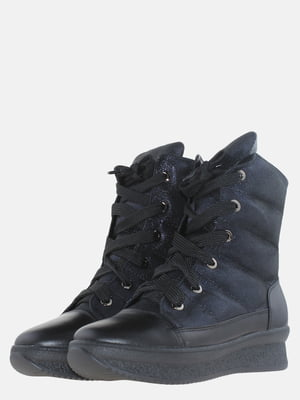 Ботинки синие | 5612584