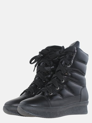 Ботинки черные | 5612585