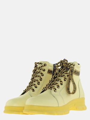 Черевики жовті | 5612590