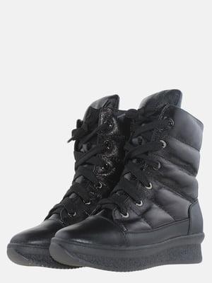 Ботинки черные | 5612591