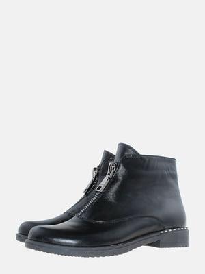 Ботинки черные   5613531