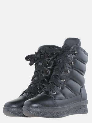 Черевики чорні | 5613533