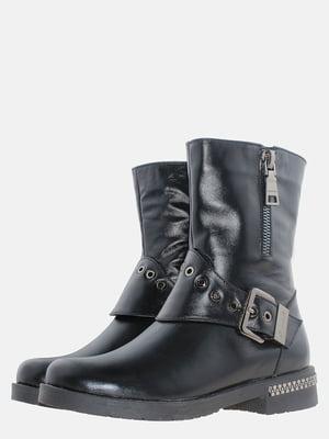Ботинки черные | 5613536