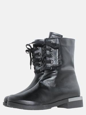 Ботинки черные | 5613538