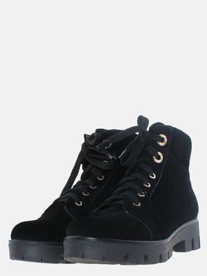 Ботинки черные | 5613541