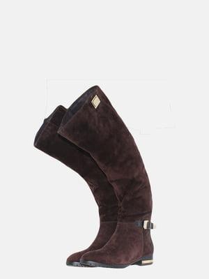 Сапоги коричневые | 5613571
