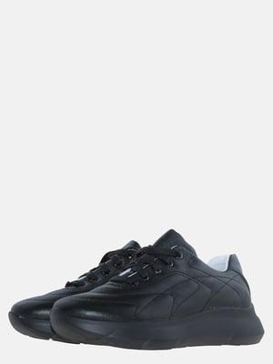 Кросівки чорні | 5613621
