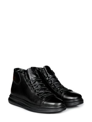 Ботинки черные | 5613870