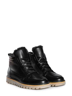Ботинки черные | 5613871