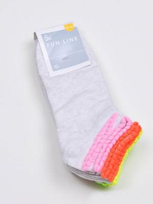 Комплект носков (5 пар) | 5614066