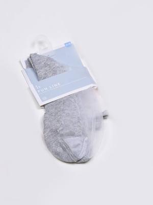 Шкарпетки сірі | 5614091