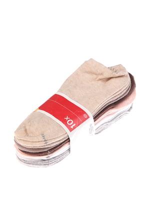 Комплект носков (10 пар) | 5614093