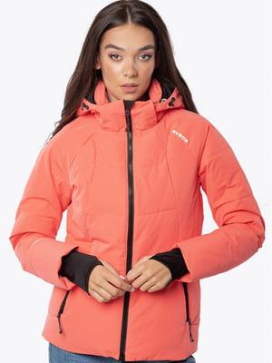 Куртка кораллового цвета | 5614224