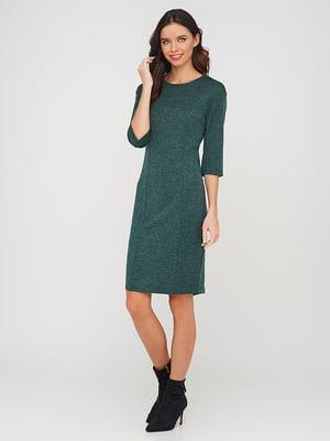 Платье зеленое | 5614456