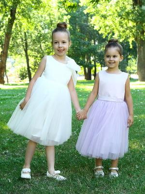 Сукня молочного кольору | 5615212