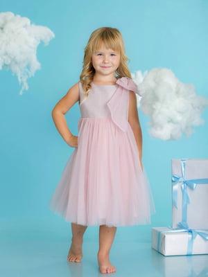 Сукня кольору пудри | 5615213