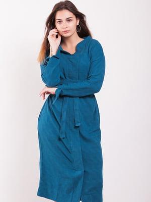 Сукня синя | 5615358
