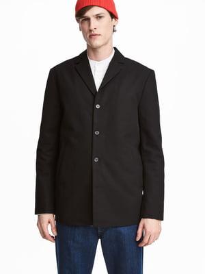 Піджак чорний | 5614516