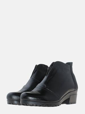 Ботинки черные | 5613487