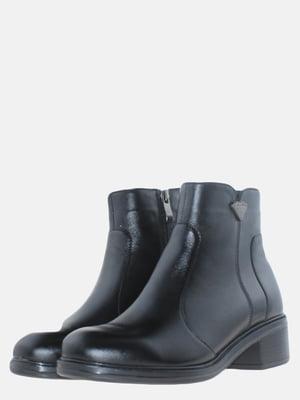 Ботинки черные | 5617043
