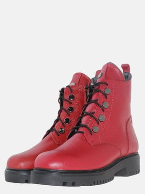 Черевики червоні | 5612592