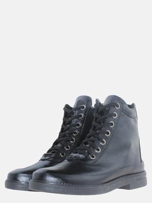 Ботинки черные | 5614153