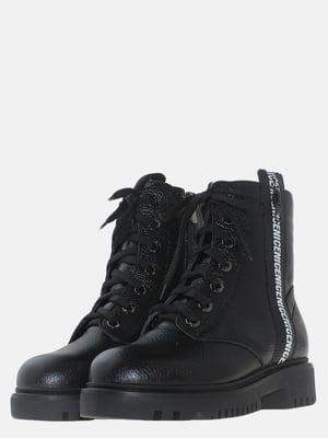 Черевики чорні | 5614156