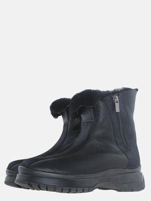 Черевики чорні | 5614157