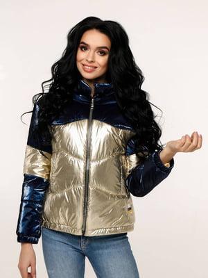 Куртка двухцветная | 5617295