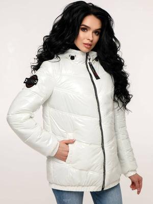 Куртка белая | 5617300