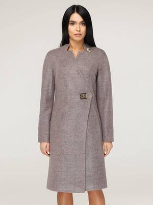 Пальто темно-бежевое | 5617516