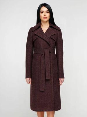 Пальто фиолетовое | 5617538