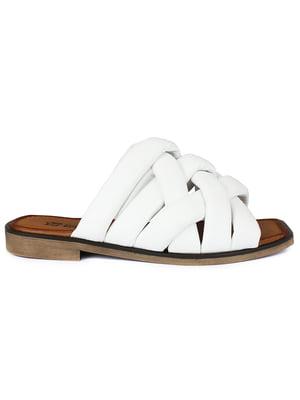 Шльопанці білі | 5618207