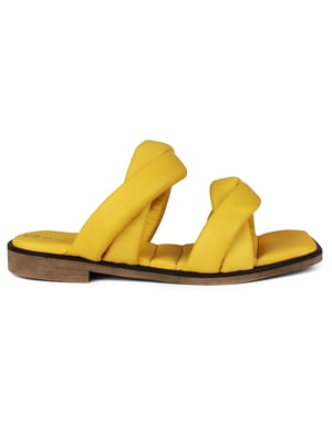 Шлепанцы желтые | 5618211