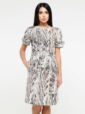 Сукня у принт   5617799