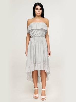 Сукня світло-сіра   5617834