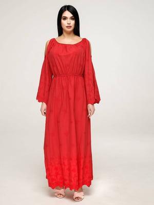 Сукня червона   5617837